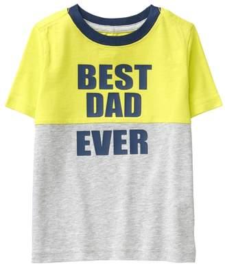 Crazy 8 Best Dad Ever Tee