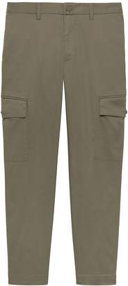 Banana Republic Tapered Core Temp Cropped Cargo Pant