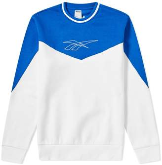 Reebok Retro Vector Crew Sweat