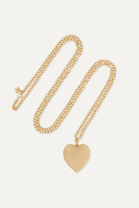 Carolina Bucci Florentine 18-karat Gold Necklace