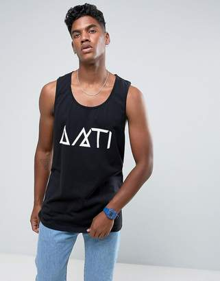 Antioch Relaxed Fit Racer Back Tank