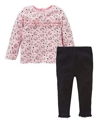 Kd KD Baby Girl T-Shirt & Legging Set