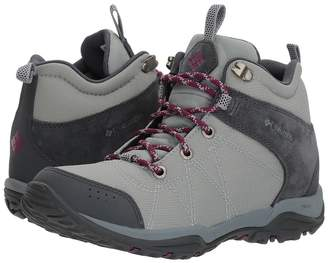 Columbia Fire Venture Mid Textile Women's Shoes