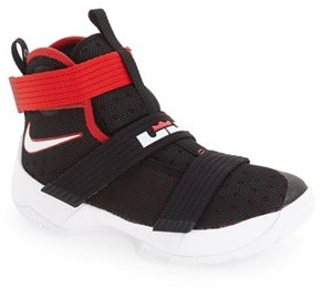 Toddler Boy's Nike 'Lebron Soldier 10' Basketball Shoe $80 thestylecure.com
