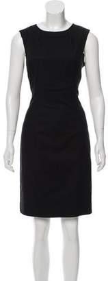 Tahari Sleeveless Knee-Length Dress