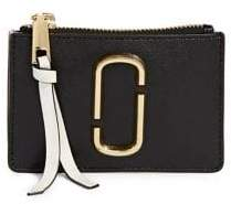Marc Jacobs Leather Multi-Snap Wallet