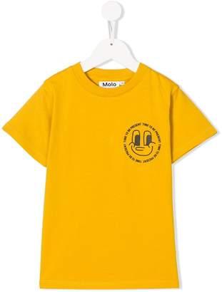 Molo smile logo T-shirt