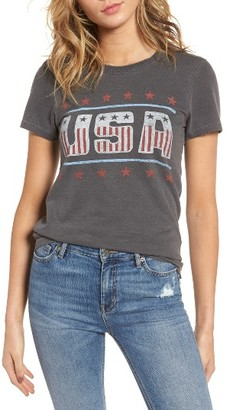 Women's Junk Food Usa Graphic Tee $42 thestylecure.com