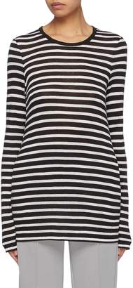 alexanderwang.t Stripe long sleeve T-shirt