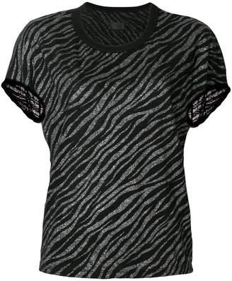 RtA Dawn tiger-print T-shirt