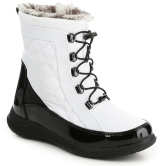 Totes Lisa Snow Boot $65 thestylecure.com