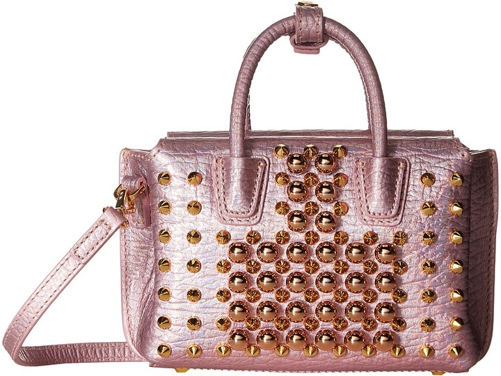 MCMMCM - Milla Pearl Studs X Mini Tote Tote Handbags