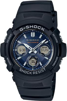 G-Shock CASIO Men's Watch the world six stations Solar radio AWG-M100SB-2AJF