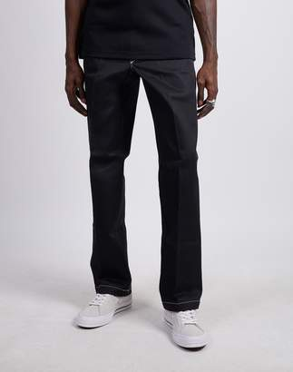 Dickies 874 Original Fit Contrast Work Pant Black
