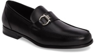 Men's Salvatore Ferragamo Delfino Bit Loafer $595 thestylecure.com