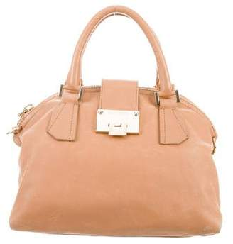 Jimmy Choo Leather Satchel