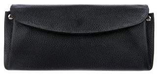 Maison Margiela Leather Flap Clutch