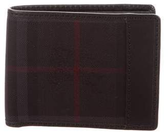Burberry Horseferry Check Bifold Wallet