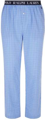 Polo Ralph Lauren Check Pyjama Trousers