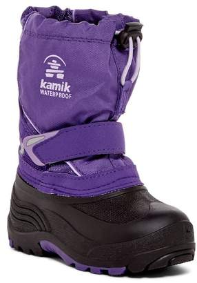 Kamik Sleet Waterproof Boot (Toddler & Little Kid)