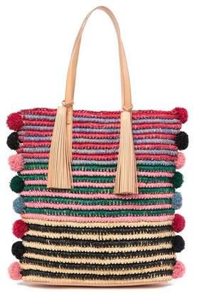 Loeffler Randall Large Straw Tote Bag