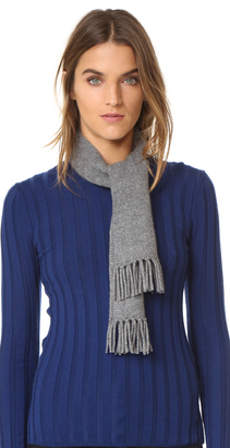 Hat Attack Cashmere Scarf $85 thestylecure.com
