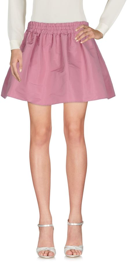 RED Valentino REDValentino Mini skirts