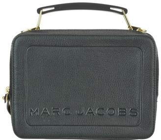Marc Jacobs The Textured Box Top Handle Bag