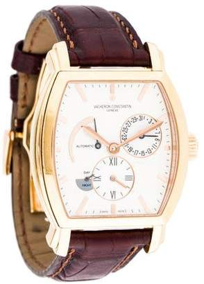 Vacheron Constantin Malte Dual Time Watch