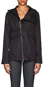 Sapopa Women's Scudo Hooded Windbreaker - Black