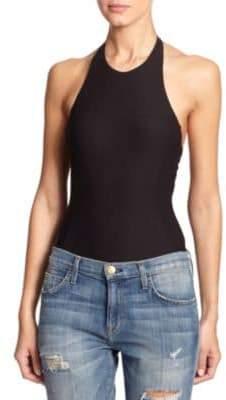Alix Eleni Halter Bodysuit