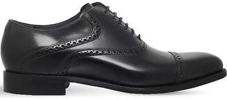 Barker Wilton leather Oxford shoes