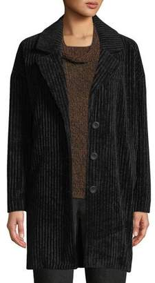 Eileen Fisher Wide Wale Corduroy Coat