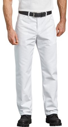 Dickies Mens Relaxed Fit Straight Leg Painter Pant