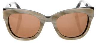 Warby Parker Maiyet x Tinted Square Sunglasses