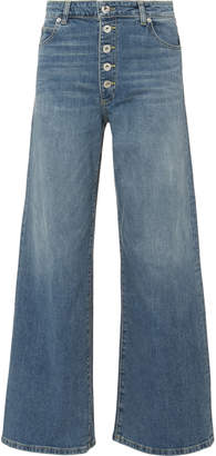 Of the Moment Eve Denim Charlotte Culotte Jeans