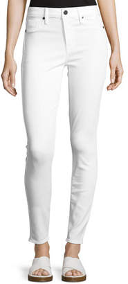 ddc233d6569cee ... Parker Smith Bombshell Skinny Jeans, White