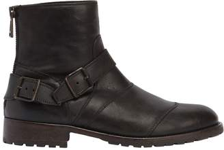 Belstaff Trailmaster Hand-Waxed Leather Boots