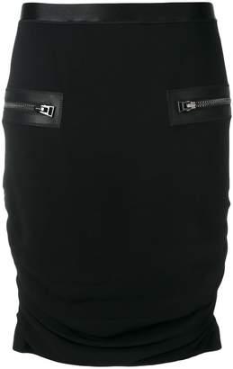 Tom Ford zipped pockets skirt