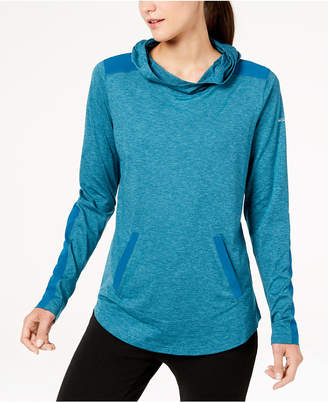 Columbia Place to Place Contrast-Patch Hoodie