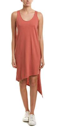 Splendid Asymmetric Shift Dress