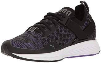2c0a70e918f1bf Puma Women s Ignite Evoknit Lo WN s Cross-Trainer Shoe White-Vaporous  Gray-Peacoat
