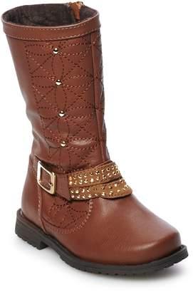 Rachel Lil Robin Toddler Girls' Studded Boots