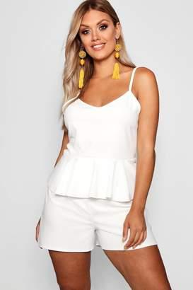 4ffad5fefb9 boohoo White Plus Size Clothing - ShopStyle Canada
