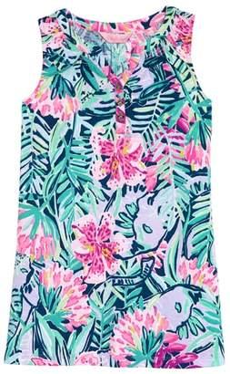 Lilly Pulitzer R) Mini Essie Shift Dress