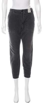 Amo Army Twist Mid-Rise Jeans w/ Tags