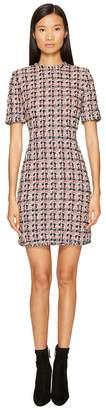 Sonia Rykiel Cotton Tweed Dress Women's Dress