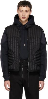 Craig Green Moncler Genius 5 Moncler Black Down Snook Vest