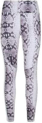 Varley Barry Snake Print Leggings