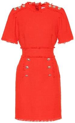 MSGM Tweed minidress